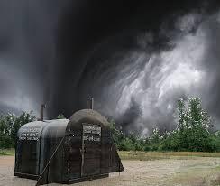 refugio en la tormenta